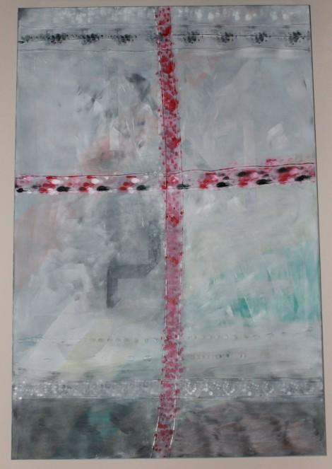 Aita. Acrílico sobre lienzo. 120x80. 2011